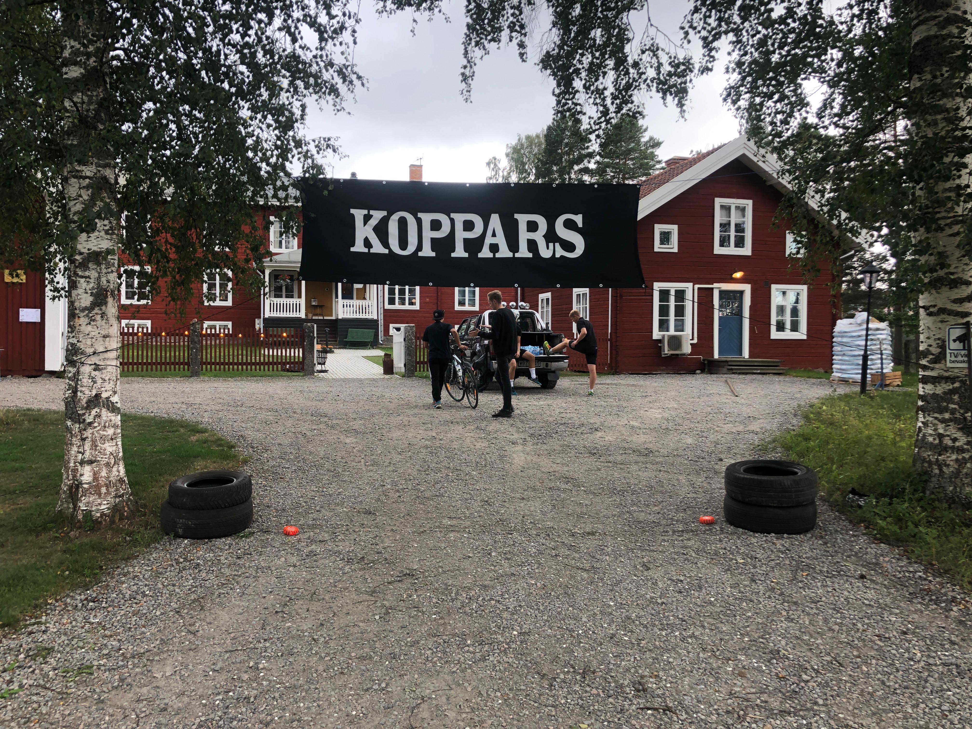 LBK – Ljusdal Bandy på träningsläger