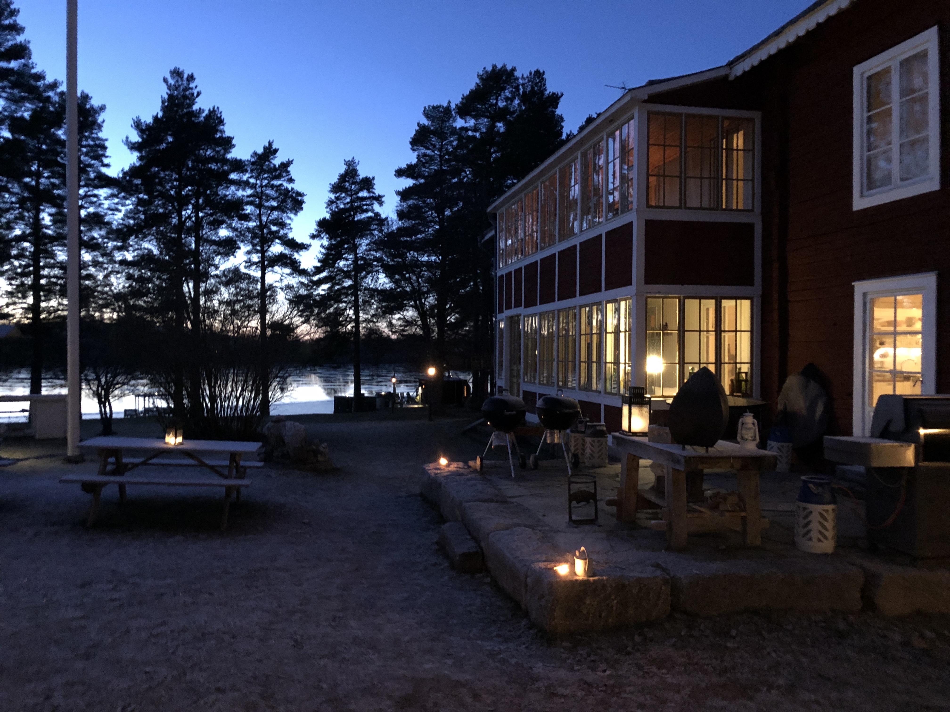 Råsjö Kross