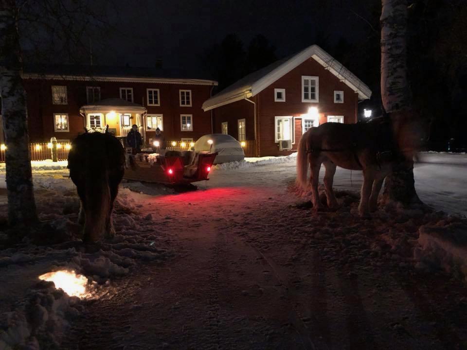Julbord på Koppars?